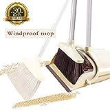 Best Broom And Dustpans - OLLSDIRE Broom and Dustpan Set Outdoor or Indoor Review