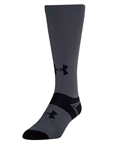 Under Armour UA Hockey Elite Liner Socks MD Black