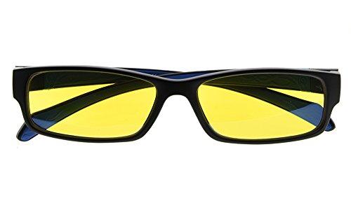 Blue Light Blocking,UV Protection,Reduce Eyestrain,Computer Gaming IPAD Reading Glasses for Men and Women