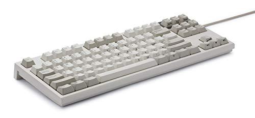 998866cf76f Fujitsu Realforce R2 Pfu Limited Edition Keyboard (Mid, Ivory, 45G) (Renewed