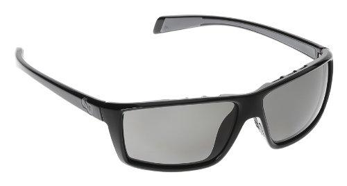 Native Eyewear Sidecar Polarized Sunglasses, Gray, Gloss - Eyewear Nose Native Pads