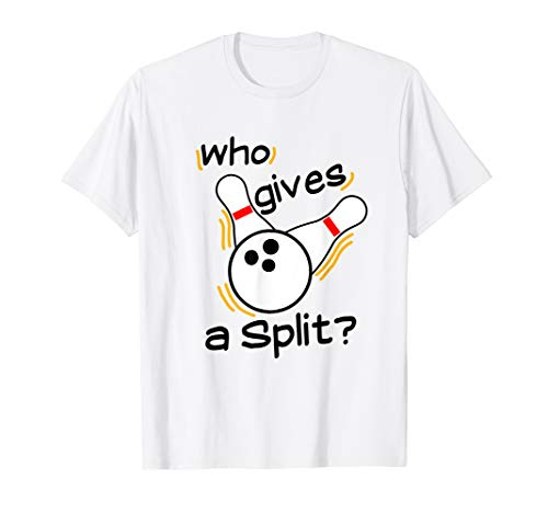 (Who gives a split funny bowling shirt for men and women)