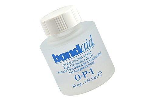 Price comparison product image Acrylic Nail Bondaid Bond aid maximizes adhesion of all artificial nail products Ph Balancing Agent , size 1 fl oz / 30 ml