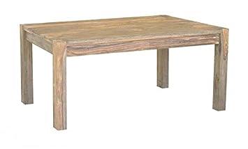 Mobili In Legno Naturale : Sheesham mobili in legno massello tavolo da pranzo