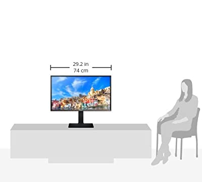 """Samsung 32"""" WQHD LED Monitor (S32D850T)"""