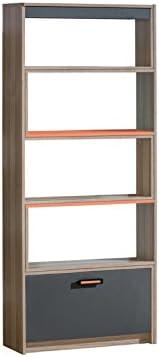 SMARTBett Timo - Estantería para Libros, de 80 cm hasta 135 cm ...