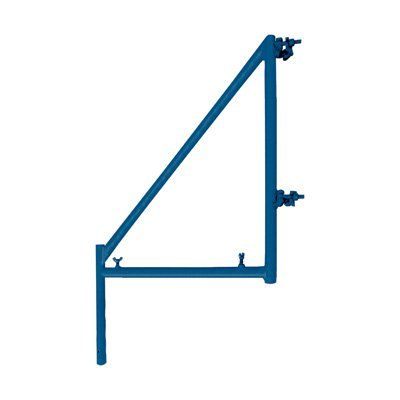 Metaltech Outrigger for Mason Frame Scaffolds - 32In., Model# M-MO32