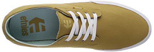Beige white Ls Chaussures 267 Vulc Skateboard Etnies tan De Jameson Homme w0C4Txaq