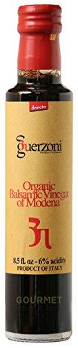 (Balsamic Vinegar from Modena IGP Organic Biodynamic - Red Series)