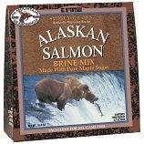 Jerky Brine Mix (Hi Mountain Alaskan Salmon Brine, 13.4 Oz)