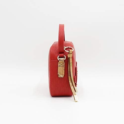 Alviero Martini Borsa Tracollina Rossa L G050 9543 0341