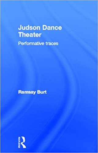 Book Judson Dance Theater: Performative Traces