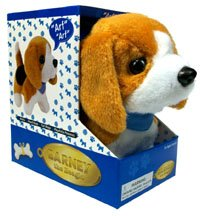 Barney the Beagle Electronic Moving Dog, , Battery (Walk Like A Robot)