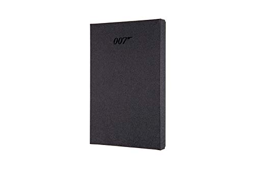 Moleskine Ltd. Edition Notebook, James Bond, Collectors Box,