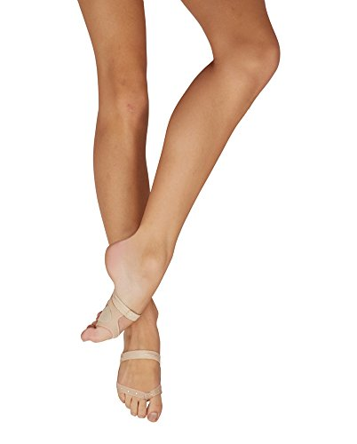 Capezio Thongs Footundeez - H07tr Naakt