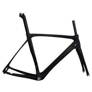 FASTEAM Carbon Bike Frame Racing Road Bicycle Frame with For
