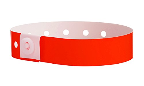 WristCo Plastic Wristbands 500ct P1 03 product image