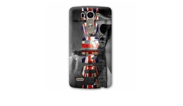 Amazon.com: Case Carcasa LG K10 Angleterre - - UK pont N ...