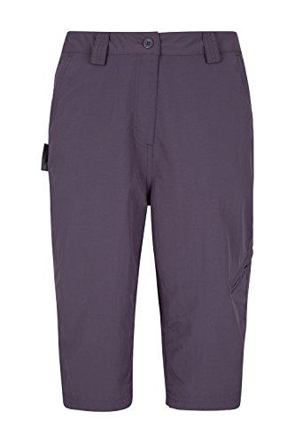 Mountain Warehouse - Pantalón corto deportivo - para mujer morado