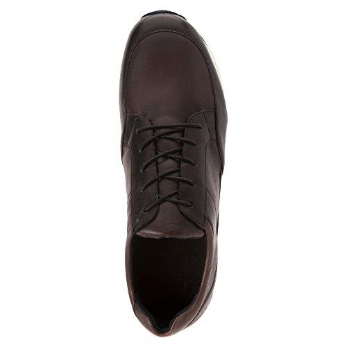 Hardy Mens Maddox Fashion Sneakers Donkergrijs