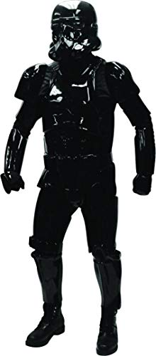 Rubie's Supreme Edition Black Shadow Trooper Adult Costume - Standard