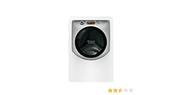 Hotpoint-Ariston AQD1170D 69 EU lavadora - Lavadora-secadora ...