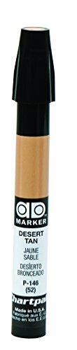 The Original Chartpak AD Marker, Tri-Nib, Desert Tan, 1 Each (P146)