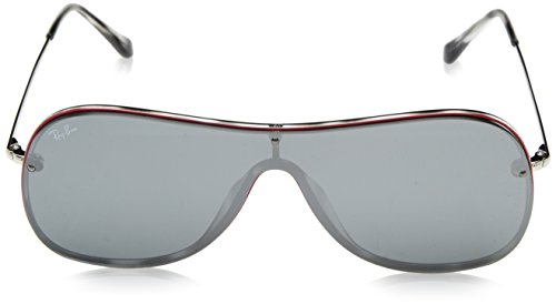 Red 0rb4311n Havana ban Top Gafas Ray Aviador Sol 45 De On Grey Px5w1T07q
