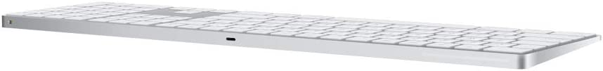 Apple Magic Keyboard con tastierino numerico - Argento USA Inglese