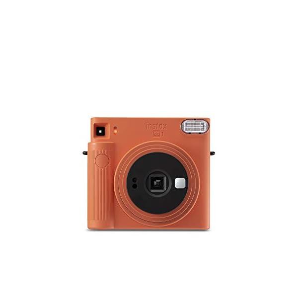 RetinaPix Fujifilm Instax Square SQ1 Camera - Terracotta Orange