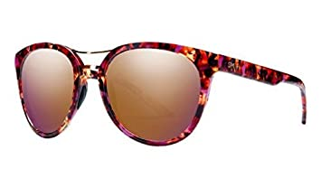 36c4498214146 Image Unavailable. Image not available for. Colour  Smith Optics Womens Bridgetown  Lifestyle Polarized Sunglasses Eyewear ...