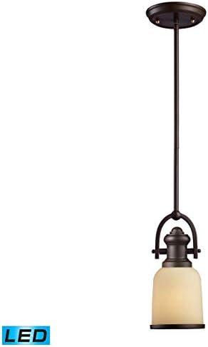 Single LED Light Pendant