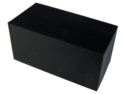 Rubber Bench Block - Large Rubber Block - 2