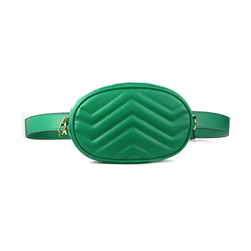 green fanny pack - 4