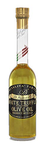 White Truffle Flavored Olive Oil, 3.4 oz