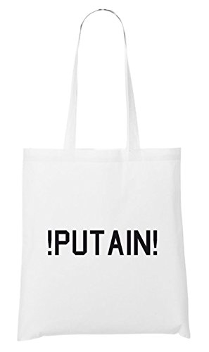 ! Putain ! Bag White
