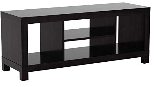 Mainstay.. TV Stand for TVs up to 42', Dimension: 47.24 x 15.75 x 19.09 Inches (Black Oak)