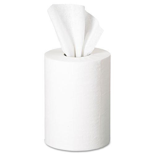 Georgia Pacific Professional Premium Jr. Cap. Center-Pull Towel, 7.80 x 12, White - Includes eight rolls of paper towels. by Georgia Pacific - Hilltop Shopping Center