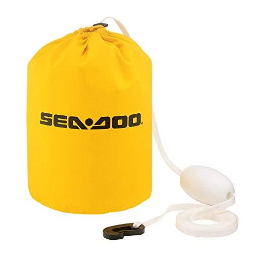 Sea-Doo New OEM Sand Bag Anchor, Yellow, 295100661 (Anchor Pwc Sand)