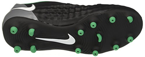 Nike Jr. Magista Ola Ii Fg, Botas de Fútbol Unisex Niños Negro (Black/White/Dark Grey)