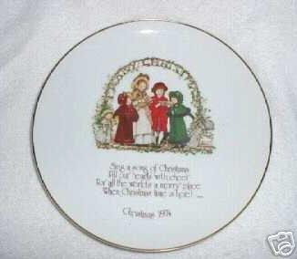 Commemorative Porcelain Plate - 2