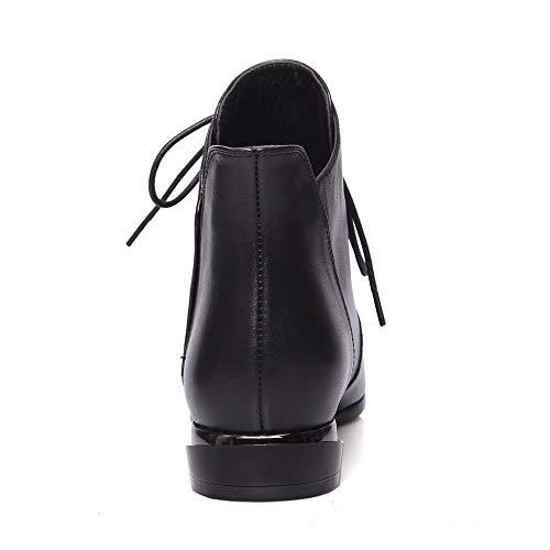 Femme Sandales Abm13270 Noir Compensées Balamasa qztw8xUx