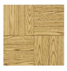 Winton Tile 100 Floor Tile, Self Adhesive Vinyl, 12 x 12 12 x 12 GID-842144 842144-BW