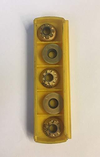 Kennametal RFCW53#MK2 Hartmetall-Einsätze, RFCW 150400 TZ KC725M, hergestellt in den USA, 5 Stück