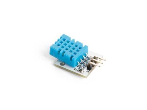 Sensore di temperatura e umidità digital dht11 per arduino®: amazon