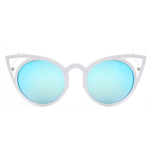Sunglasses Señor Gafas de D Cat Espejo Unas UV400 enormes de Mujeres A Gafas Sol Gótico TL Bastidor Eye Sol Gafas Steampunk OdOvST