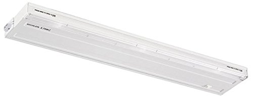 Kichler 12067WH27 LED Direct Wire 2700K LED Undercabinet 22-Inch, White