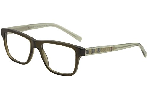BURBERRY Eyeglasses BE 2214 3010 Olive Green 53MM