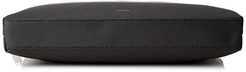 Skagen Peder - Borse per PC portatili Uomo, Grau (Pewter), 6x29x40 cm (B x H T)