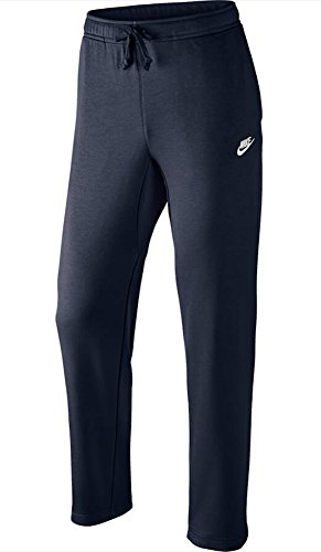Nike M Nsw Oh Club Pi - Tuyau Herren, Farbe Obsidienne / Blanc